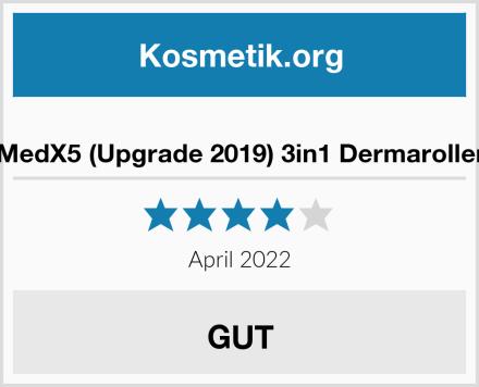 MedX5 (Upgrade 2019) 3in1 Dermaroller Test