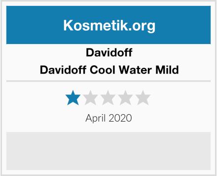 Davidoff Davidoff Cool Water Mild Test