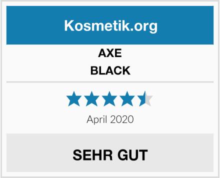 Axe BLACK Test