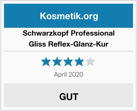 Schwarzkopf Professional Gliss Reflex-Glanz-Kur Test