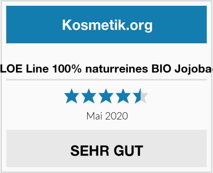 ALOE Line 100% naturreines BIO Jojobaöl Test