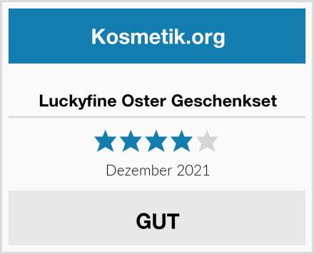 Luckyfine Oster Geschenkset Test