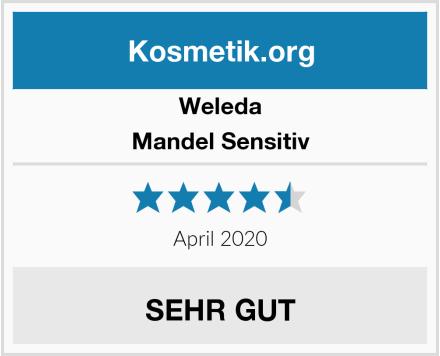 Weleda Mandel Sensitiv Test