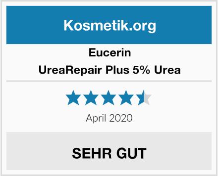 Eucerin UreaRepair Plus 5% Urea Test