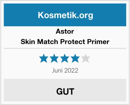 Astor Skin Match Protect Primer Test