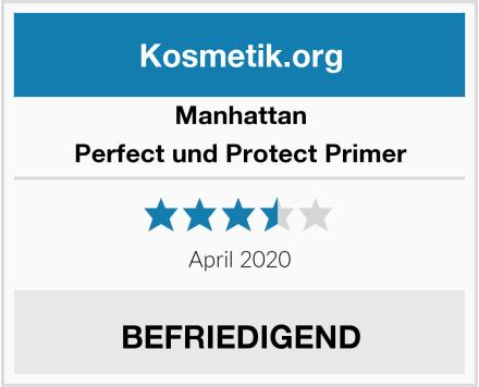 Manhattan Perfect und Protect Primer Test