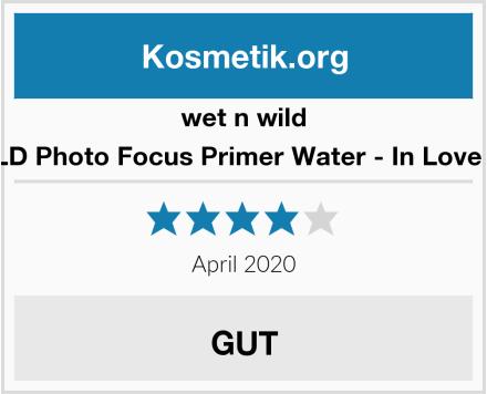 Wet N Wild WET N WILD Photo Focus Primer Water - In Love With Coco Test