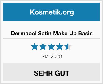 Dermacol Satin Make Up Basis Test