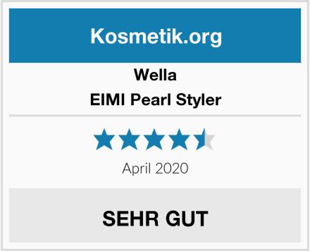 Wella EIMI Pearl Styler Test