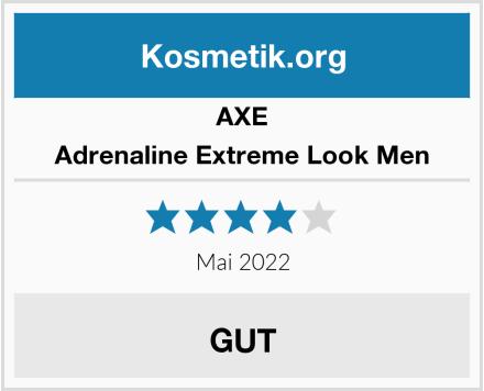 Axe Adrenaline Extreme Look Men Test
