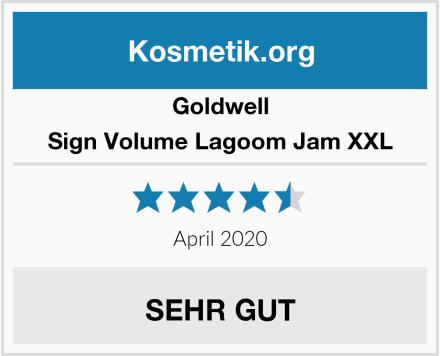Goldwell Sign Volume Lagoom Jam XXL Test