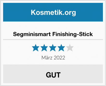 Segminismart Finishing-Stick Test