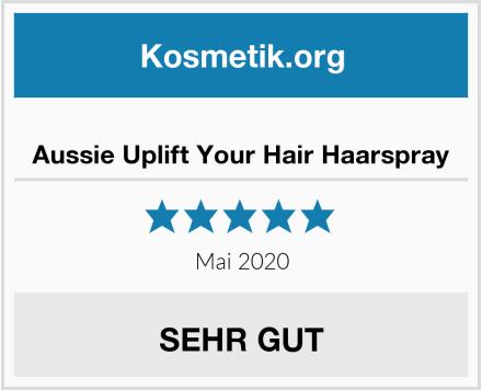 Aussie Uplift Your Hair Haarspray Test