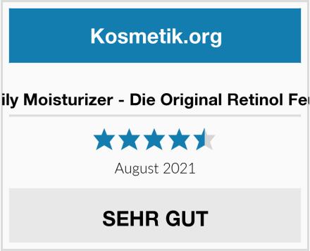Retinol Men's Daily Moisturizer - Die Original Retinol Feuchtigkeitscreme Test