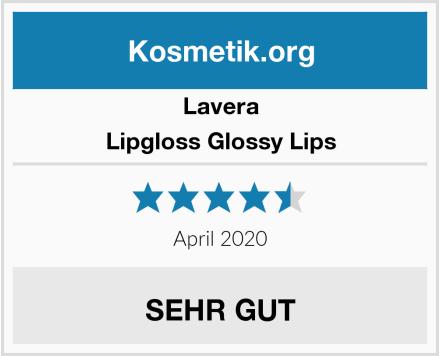 Lavera Lipgloss Glossy Lips Test