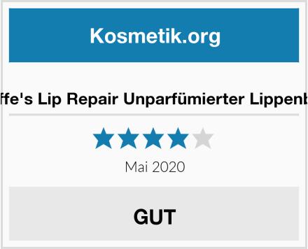 O'Keeffe's Lip Repair Unparfümierter Lippenbalsam Test