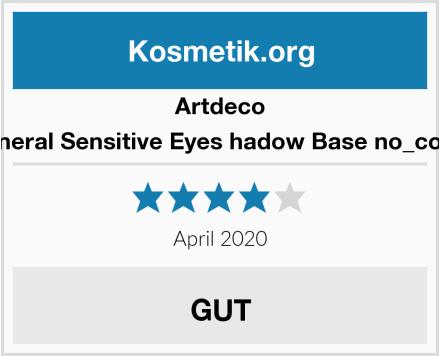 Artdeco Mineral Sensitive Eyes hadow Base no_color Test