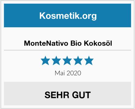 MonteNativo Bio Kokosöl Test