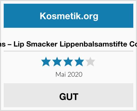Markwins – Lip Smacker Lippenbalsamstifte Coca-Cola Test
