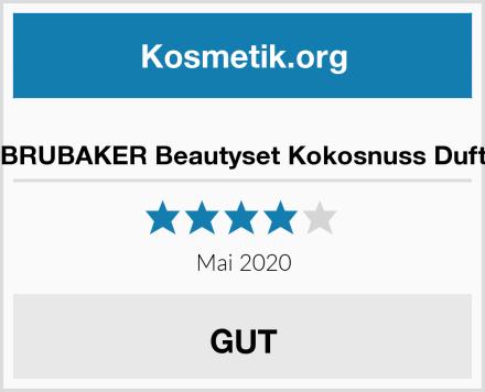 BRUBAKER Beautyset Kokosnuss Duft Test
