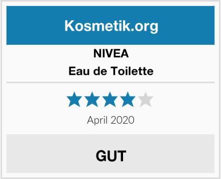 NIVEA Eau de Toilette Test