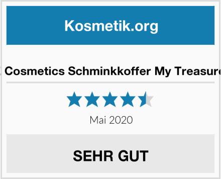 ZMILE Cosmetics Schminkkoffer My Treasure Case Test