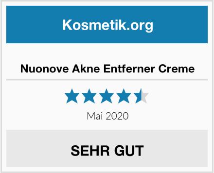 Nuonove Akne Entferner Creme Test