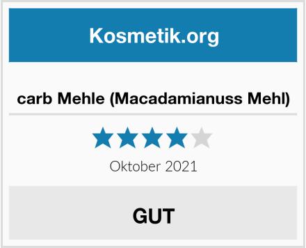 carb Mehle (Macadamianuss Mehl) Test
