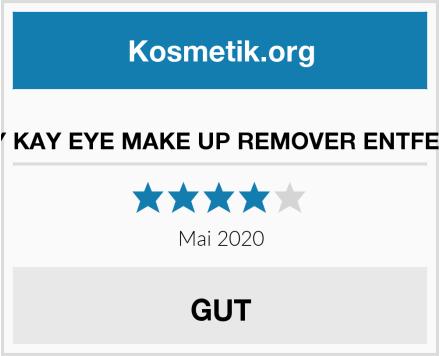 MARY KAY EYE MAKE UP REMOVER ENTFERNER Test