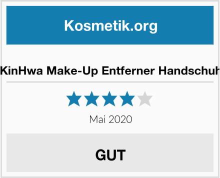 KinHwa Make-Up Entferner Handschuh Test