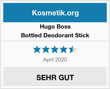 Hugo Boss Bottled Deodorant Stick Test