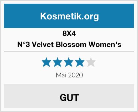 8X4 N°3 Velvet Blossom Women's Test