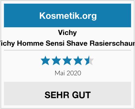Vichy Vichy Homme Sensi Shave Rasierschaum Test