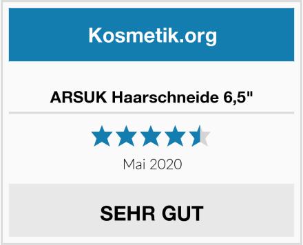 """ARSUK Haarschneide 6,5"""" Test"""