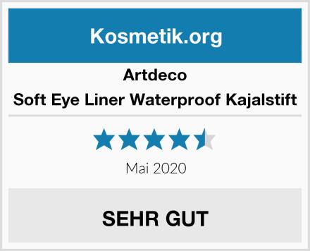 Artdeco Soft Eye Liner Waterproof Kajalstift Test