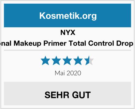 NYX Professional Makeup Primer Total Control Drop Primer 01 Test
