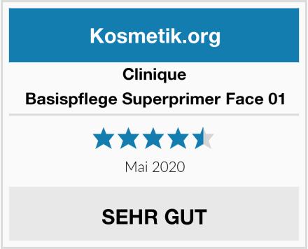 Clinique Basispflege Superprimer Face 01 Test