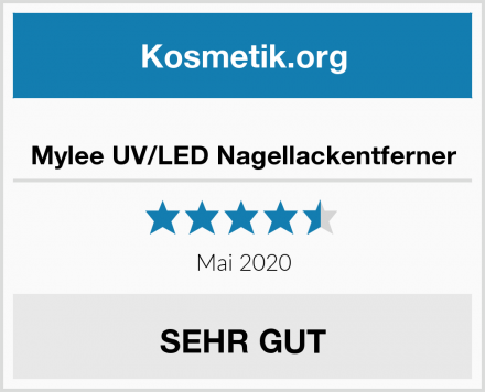 Mylee UV/LED Nagellackentferner Test