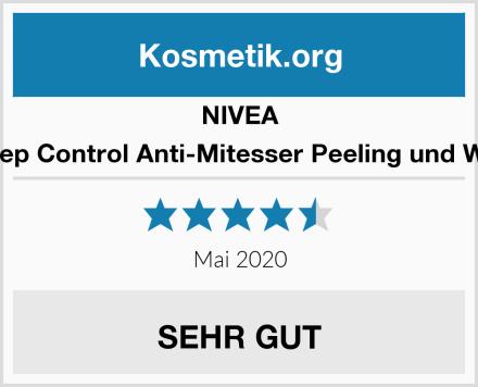 NIVEA MEN Deep Control Anti-Mitesser Peeling und Waschgel Test