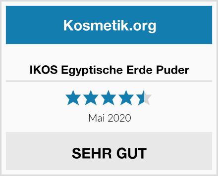 IKOS Egyptische Erde Puder Test