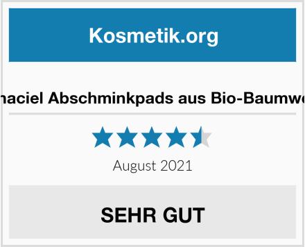 Lunaciel Abschminkpads aus Bio-Baumwolle Test
