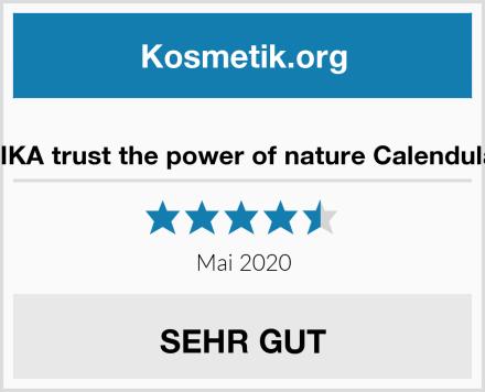 AROMATIKA trust the power of nature Calendulaöl 100ml Test