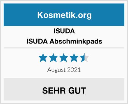 ISUDA ISUDA Abschminkpads Test