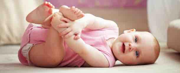 Mein Baby hat Milchschorf - was kann ich tun?