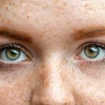 Bleichende Gesichtscremes