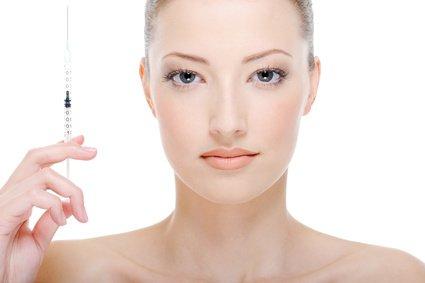 Botox als Hilfe gegen Schweißbildung
