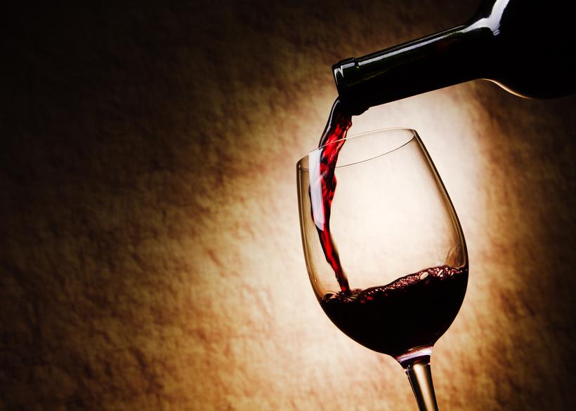 Jeder Schluck Wein eine Delle mehr?