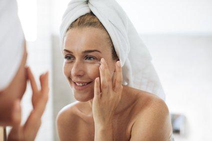 Wie man trockene Haut umgehen kann