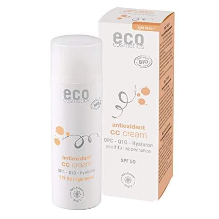 eco cosmetics Bio CC Cream Light