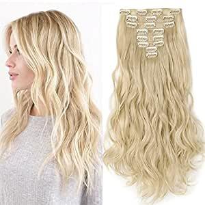 Elailite Haarteile